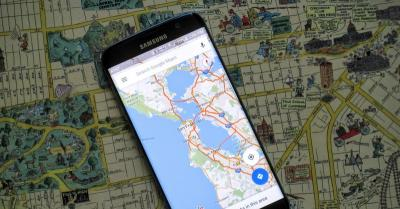 Fitur Baru Google Maps Tampilkan Batasan Kecepatan Laju Kendaraan