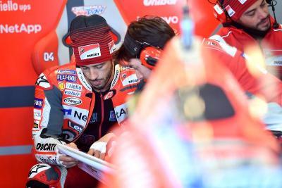 Dovizioso: Jadi Nomor Satu di Ducati Tidak Berpengaruh Apa-Apa bagi Saya
