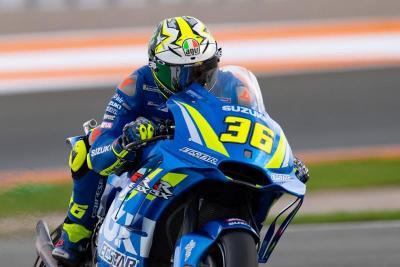 Pertama Kali Jajal Motor MotoGP, Joan Mir: Kecepatannya Sangat Gila