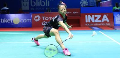 Fitriani Ingin Bermain Santai di Indonesia Masters 2019