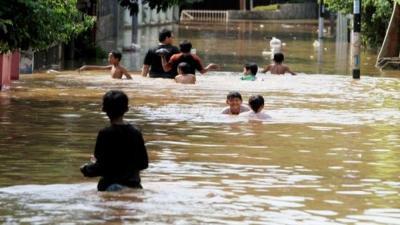 Mbah Mijan Sebut Ada Korelasi Awan Tsunami dengan Banjir Bandang Makassar