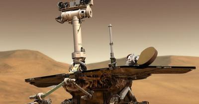 NASA Opportunity Antara Hidup dan Mati di Mars