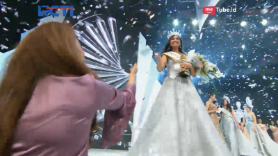 Nama adalah Doa, Princess Megonondo Kini Miss Indonesia 2019