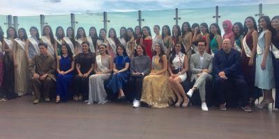 Usai Malam Final, Ini Pesan Liliana Tanoesoedibjo untuk Semua Finalis Miss Indonesia 2019