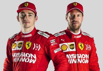 Leclerc Ingin Belajar Banyak dari Vettel