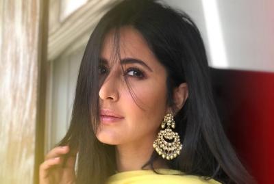 Katrina Kaif Alami Cedera Kaki saat Syuting Adegan Laga di Film Bharat