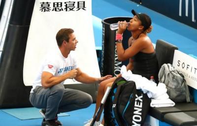 Kesedihan Naomi Osaka soal Isu Miring Pemecatan sang Pelatih