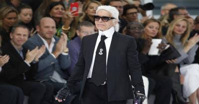 Desainer Ikonik Karl Lagerfeld Meninggal Dunia di Usia 85 Tahun