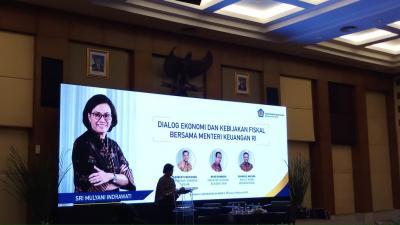 Susun RAPBN 2020, Sri Mulyani Dengar Masukan Pengusaha