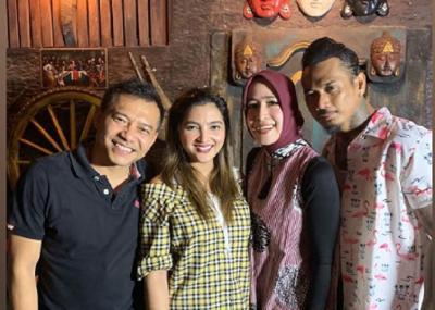 Jerinx Beberkan Isi Pertemuannya dengan Anang di Bali, Ternyata Mengejutkan