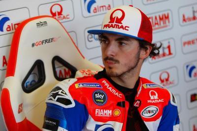 Mantan Pembalap MotoGP Yakin Bagnaia Bakal Perkuat Tim Utama Ducati