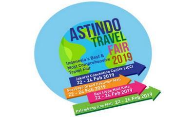 Pameran Wisata Terbesar di Indonesia, Astindo Travel Fair 2019 Siap Digelar di Empat Kota