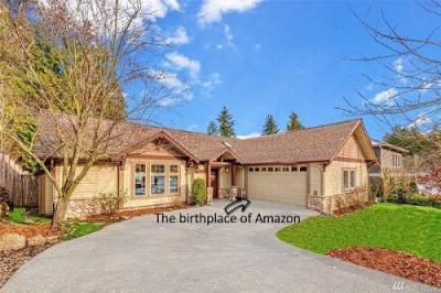 Rumah Tempat Berdirinya Amazon Dijual Rp20,7 Miliar