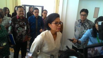 Sri Mulyani Happy Rapor Pelaksanaan Anggaran 2018 Baik