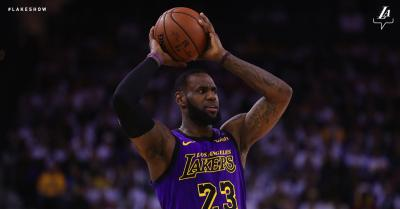 Pulih Total, LeBron James Siap Bangkitkan LA Lakers di NBA 2018-2019