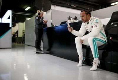 Hamilton Tidak Terkejut Ferrrari Moncer di Tes Pramusim F1 2019