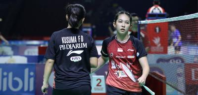 Tim Putri Djarum Tersingkir, Jaya Raya Mulus ke Semifinal Superliga Badminton 2019
