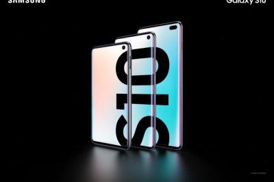 Samsung Galaxy S10 Versi 5G Hadir dengan 4 Kamera Belakang