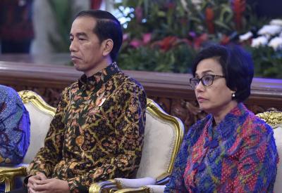 THR PNS Cair Mei, Presiden Jokowi: Tanya Kemenkeu