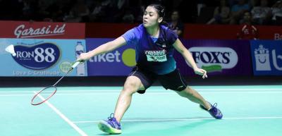 Tim Putri Jaya Raya dan Mutiara Cardinal ke Final Superliga Badminton 2019