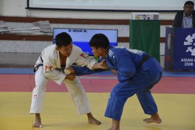 Ketua Umum PB PJSI : Kejurnas Judo sebagai Tolok Ukur Perkembangan Atlet di Daerah