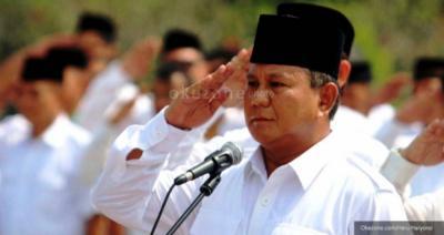 Prabowo Bertemu Purnawirawan Jenderal Angkatan Darat AS di Hambalang