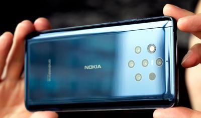 Intip Kemampuan Nokia 9 PureView dengan 5 Kamera