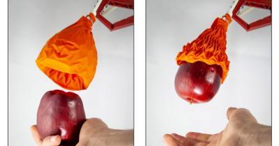 Robot Terinspirasi Origami Miliki Kemampuan Angkat Barang