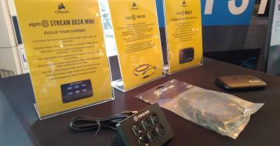 Corsair Hadirkan Perangkat Periferal Gaming Terbaru di Indonesia