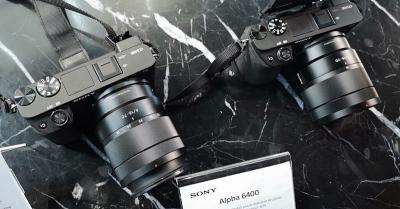 Sony Hadirkan Kamera Mirrorless Alpha 6400 di Indonesia