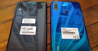Membandingkan Samsung Galaxy M20 vs Realme 3, Siapa Unggul?