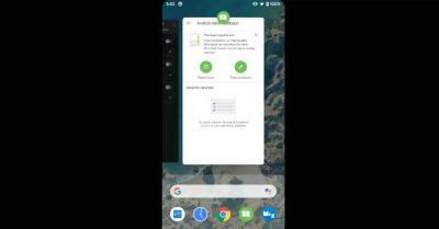 Android Q Miliki Sistem Navigasi Mirip iPhone