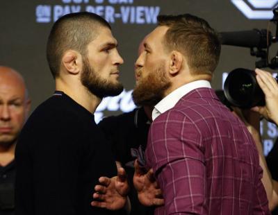 Presiden UFC Beberkan Potensi McGregor vs Khabib Jilid 2