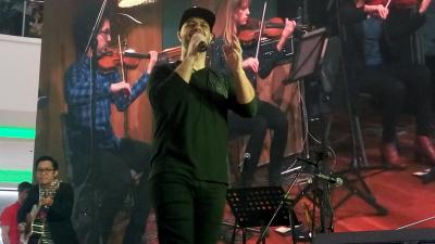 Merasa Kewajiban, Alasan Maher Zain Isi Konser Amal untuk Korban Bencana
