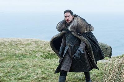 Momen Mengharukan Kit Harington Melepas Kostum Jon Snow