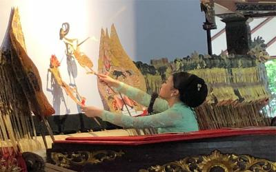 Kenalan dengan Misaki Khisi, Dalang asal Jepang