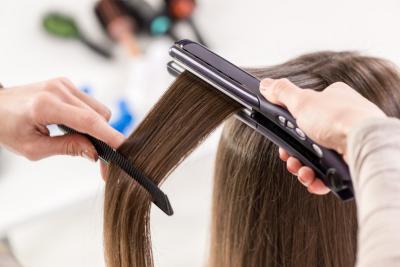 Polwan Papua Dilarang Rebonding, Ini Efek Buruk bagi Rambut!
