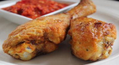 Makan Malam Praktis Ya Ayam Goreng Praktis, Bikin Yuk