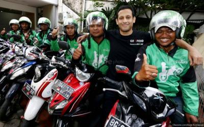 Go-Jek Sumbang Rp44,2 Triliun ke Ekonomi RI