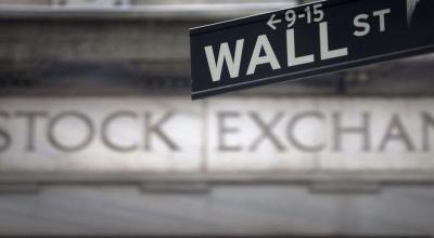 Wall Street Melemah Imbas Lesunya Ekonomi Jerman