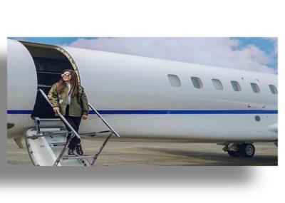 Gaya Syahrini hingga Maia Estianty yang Wara-wiri dengan Jet Pribadi