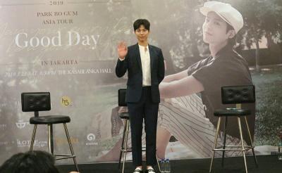 Nonton Konser BTS Jadi Agenda Park Bo Gum di Hongkong