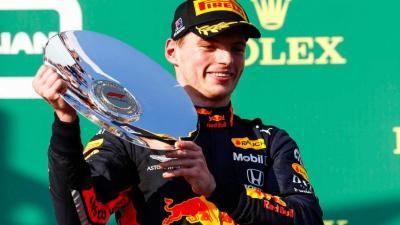 Verstappen Tak Mau Terlena dengan Hasil Positif di Australia