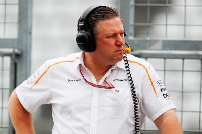 CEO McLaren Ancam Keluar dari F1