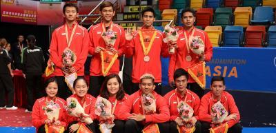 Tersingkir di Semifinal Tong Yun Kai 2019, Susy Evaluasi Penampilan Tim Indonesia