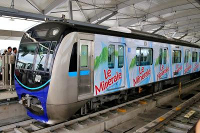 Le Minerale dan MRT Jakarta, Kolaborasi Sekaligus Edukasi Kesehatan