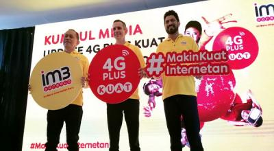 Bangun 18.000 BTS, Indosat Menuju Optimalisasi Jaringan 4G Plus