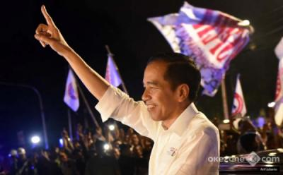 Jokowi Kampanye di Jember, 1.414 Pasukan Pengamanan Dikerahkan