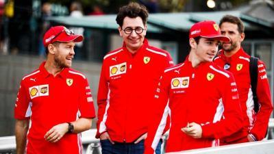 Binotto Berharap Ferrari Sukses Perbaiki Kesalahan di Australia
