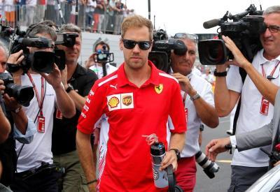 Vettel Sadar F1 2019 Akan Berjalan Amat Ketat